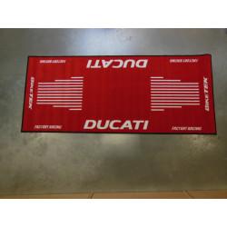 Tapis environnemental Ducati