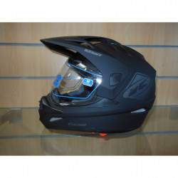 CASQUE EXTREME MATT BLACK