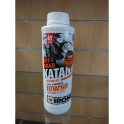 KATANA OFF ROAD 10W50 1 LITRE