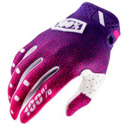 GANTS 100% PINK/PURPLE L