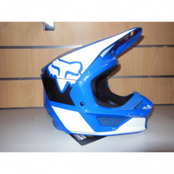 CASQUE FOX V1 BLUE TAILLE M