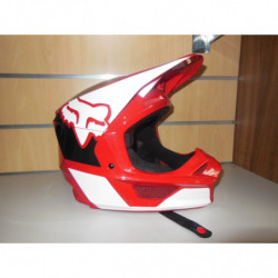 CASQUE FOX V1 RED TAILLE L