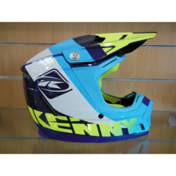 CASQUE CROSS KENNY M NAVY