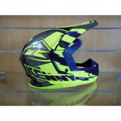 CASQUE CROSS KENNY S NEON...