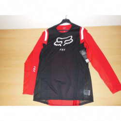 MAILLOT FLAME RED TAILLE XL