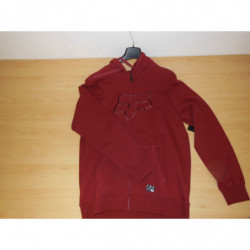 SWEAT FOX TRACER ZIP TAILLE L