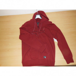 SWEAT FOX TRACER ZIP TAILLE M
